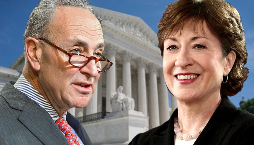 Chuck Schumer, Susan Collins