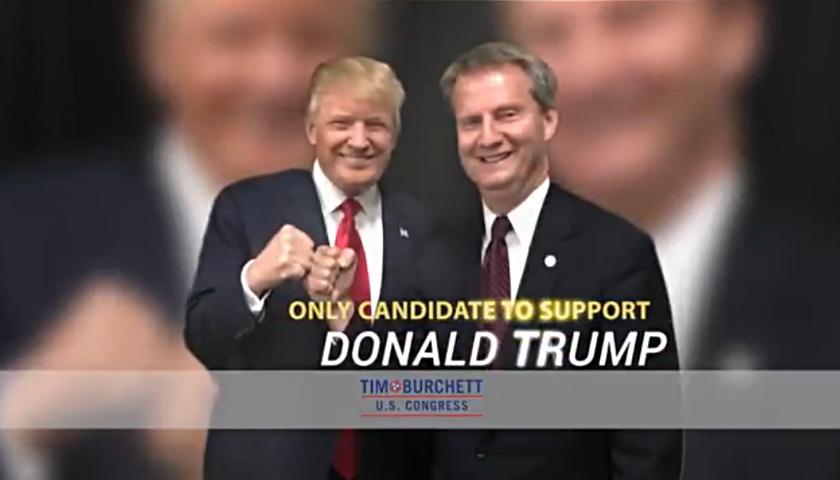 Donald Trump, Tim Burchett