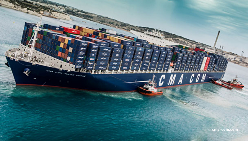 CMA CGM Shipping
