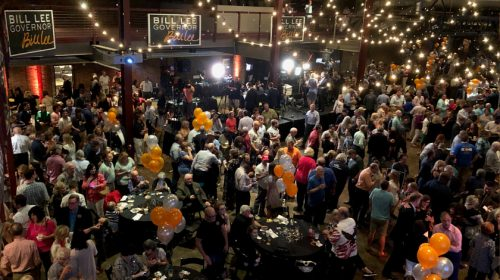 Bill Lee Election Night Party