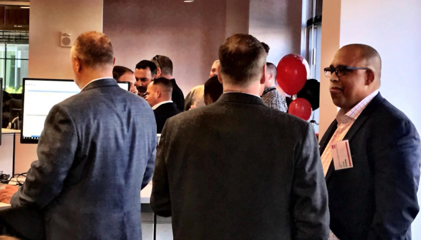 CDW office opening