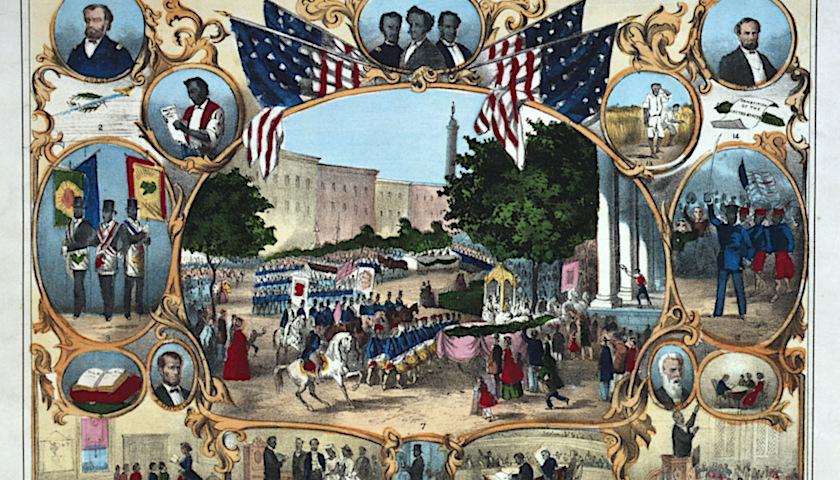 Celebrating the 15th Amendment