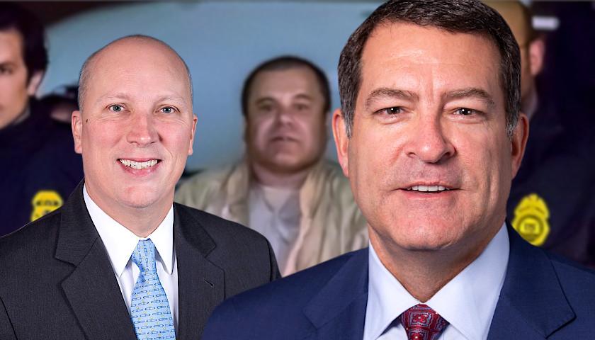 Rep  Green Asks Secretary of State to Designate Drug Cartels