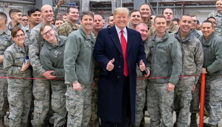Report: Trump Might Be Preparing Memorial Day Pardons for Military ...