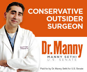 Visit drmannyforsenate.com today!