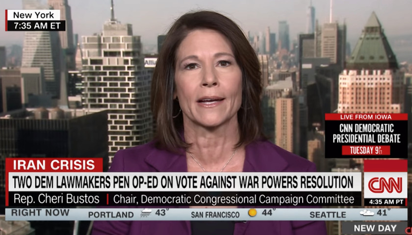 Rep Cheri Bustos on CNN