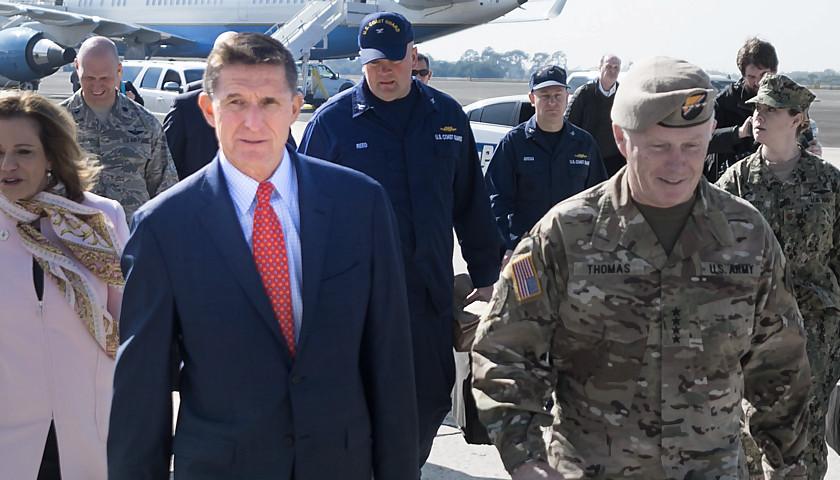 President Trump 'Strongly Considering' Full Pardon for Former National  Security Advisor Michael Flynn - Tennessee Star
