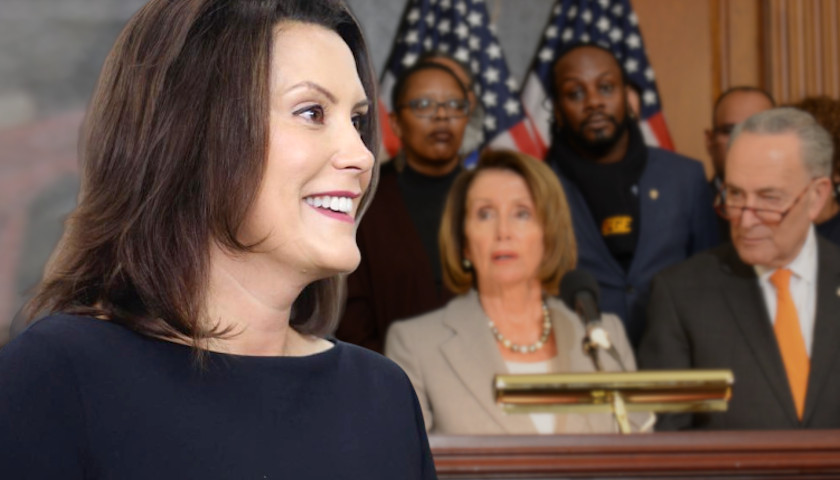 Pelosi And Schumer Tap Gretchen Whitmer To Deliver Dem Response To Trump S State Of The Union Tennessee Star
