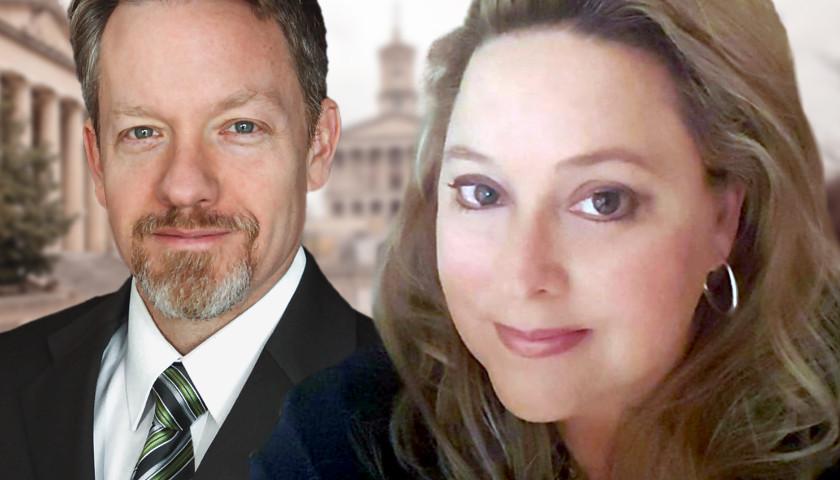 David Conner and Teri Nicholson
