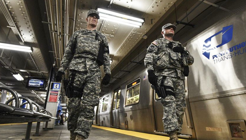 Image result for national guard new york city