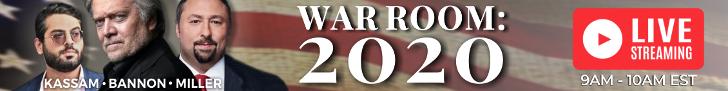 WAR ROOM: 2020