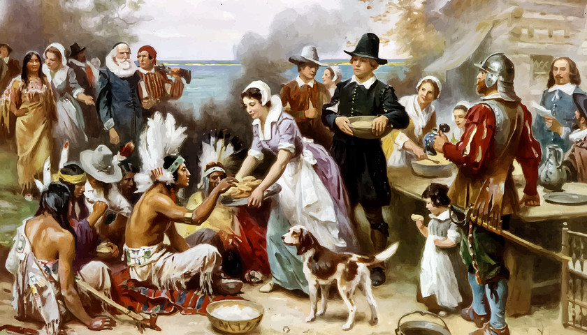 Commentary: Marxism Nearly Killed the Pilgrims: The Real Story of the First Thanksgiving - Tennessee Star