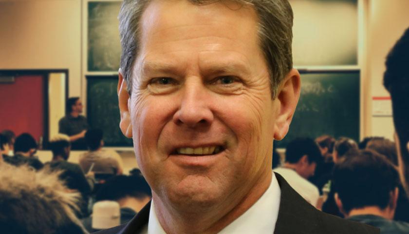 Georgia Gov. Brian Kemp