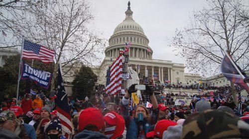 Riot at U.S. Capitol