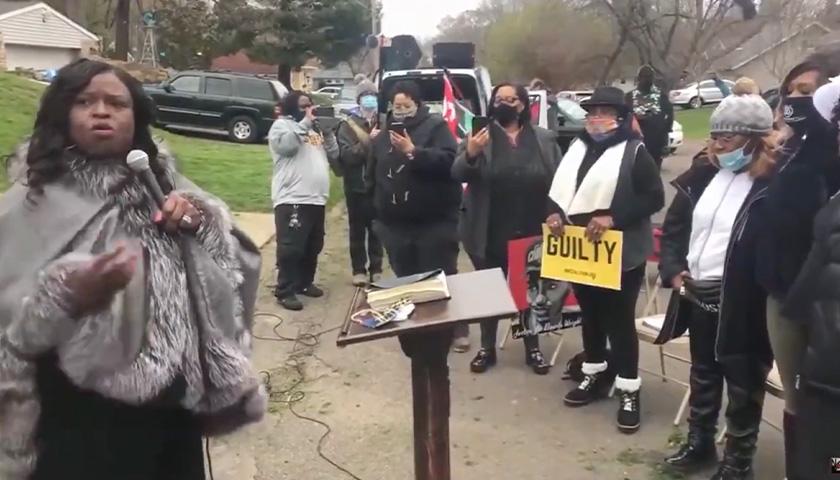 Minnesota Protest