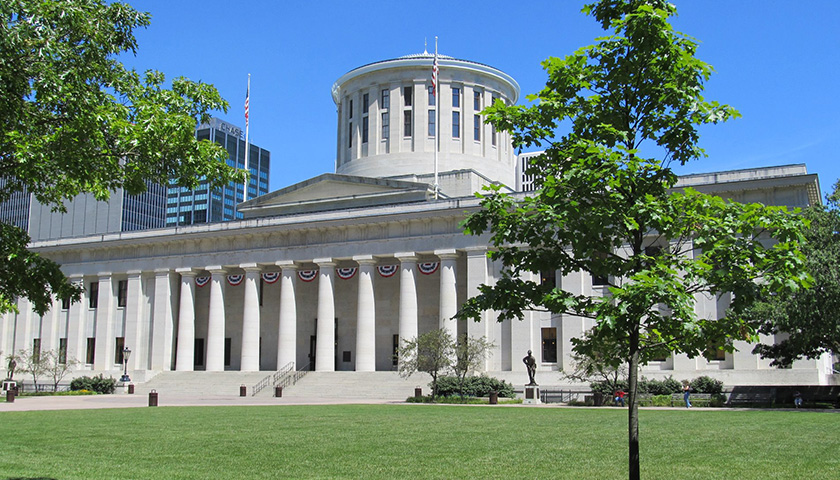 Ohio Statehouse of Representatives