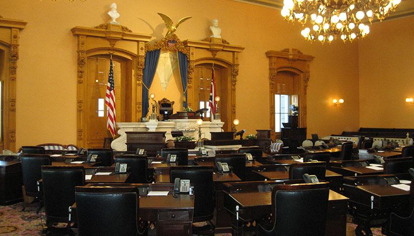 Ohio State Senate Chamber