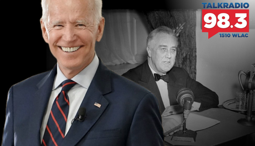 Presidents Joes Biden and FER