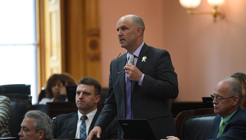 Ohio state Rep. Brian Baldridge, R-Winchester