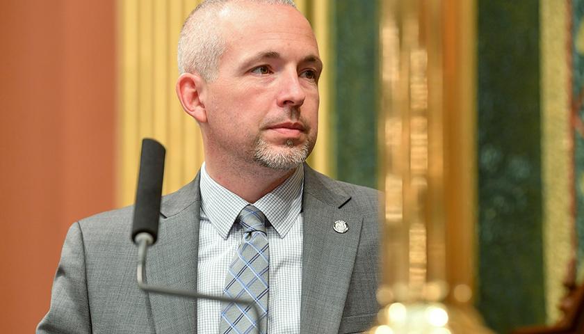 Speaker Jason Wentworth
