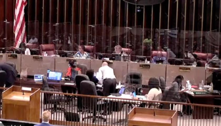 Memphis City Council Meeting
