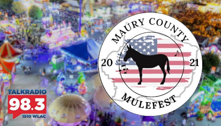 Maury County MuleFest