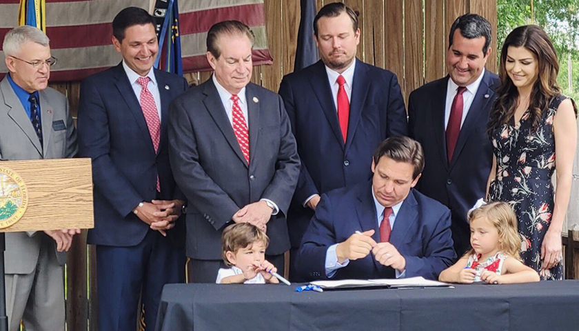 Governor DeSantis Signs Three Bills to Assist Veterans and Military Families