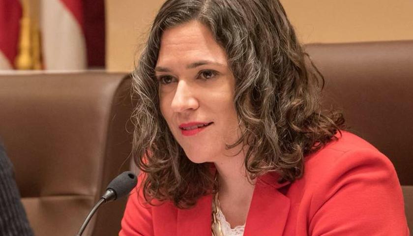 Minneapolis City Council Member Lisa Bender