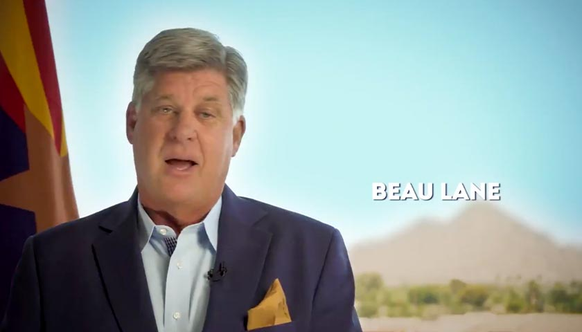 Beau Lane of Arizona