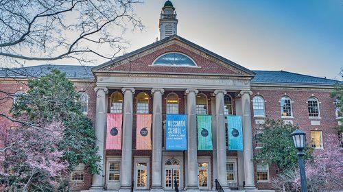 Carroll Hall UNC Hussman School of Journalism and Media