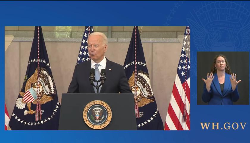 Biden 'Voting Rights' Speech