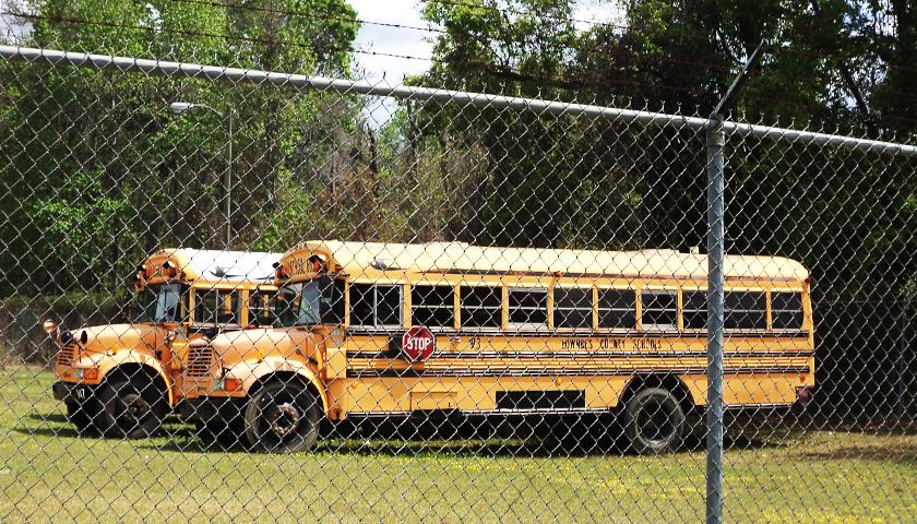 Lowndes County School Buses