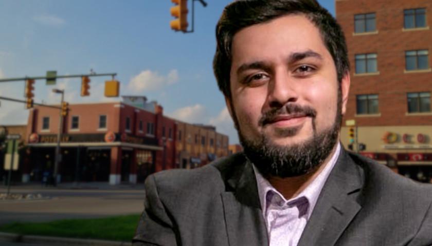 Aaron Stephens - Mayor of East Lansing
