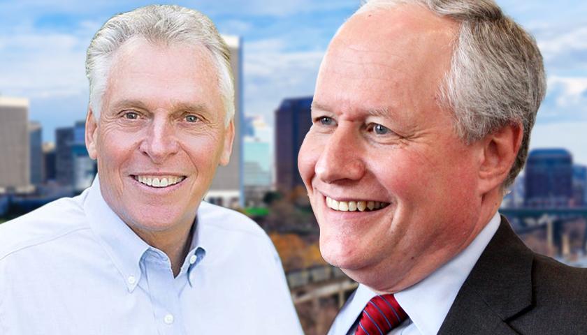Terence Richard McAuliffe and Bill Kristol