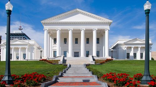 Capitol of the Commonwealth of Virginia