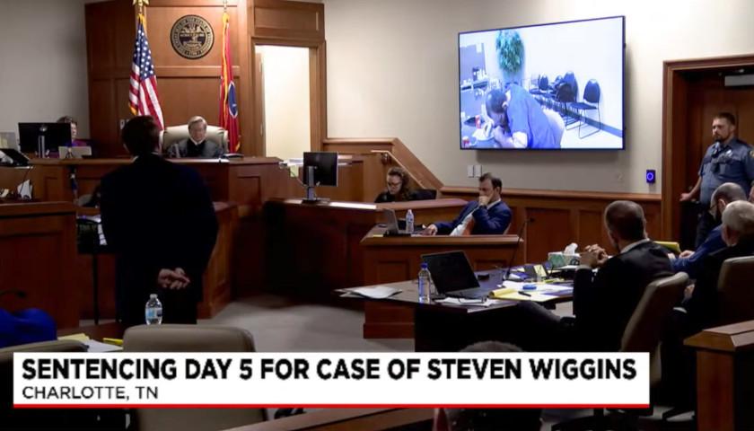 Steven Wiggins Sentencing