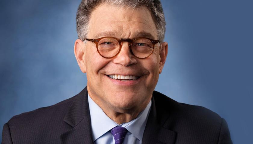 Former U.S. Senator Al Franken