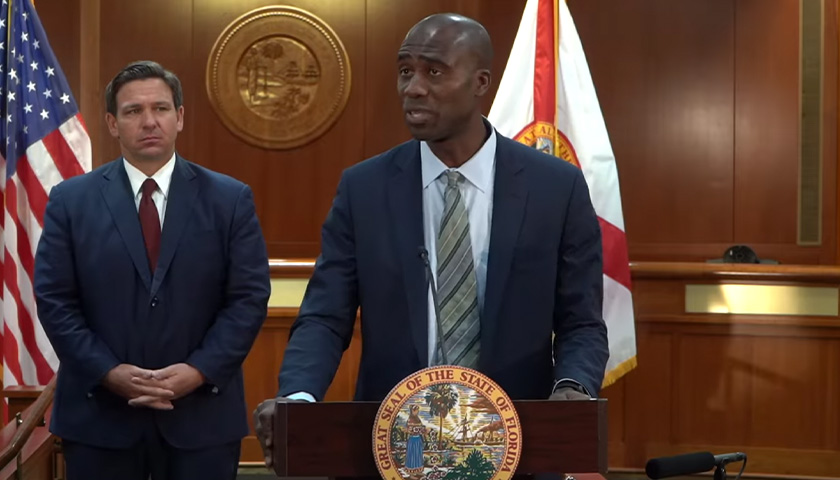 Gov. Ron DeSantis stands behind newest appointed Surgeon General: Dr. Joseph A. Ladapo