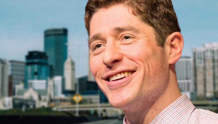 Mayor of Minneapolis, Jacob Frey