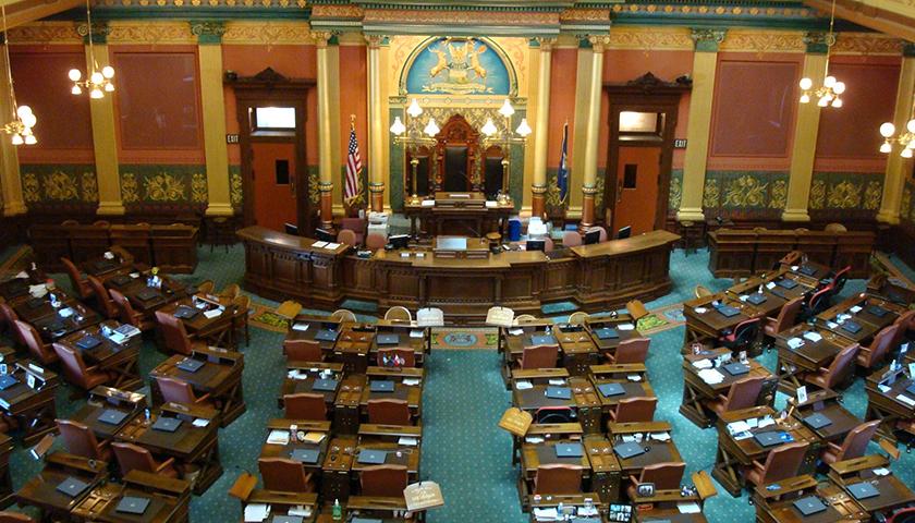 Michigan House floor