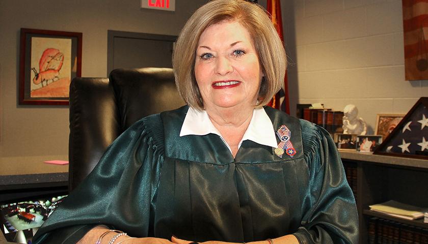 Judge Donna Scott