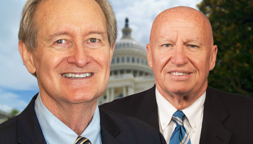 Mike Crapo and Kevin Brady