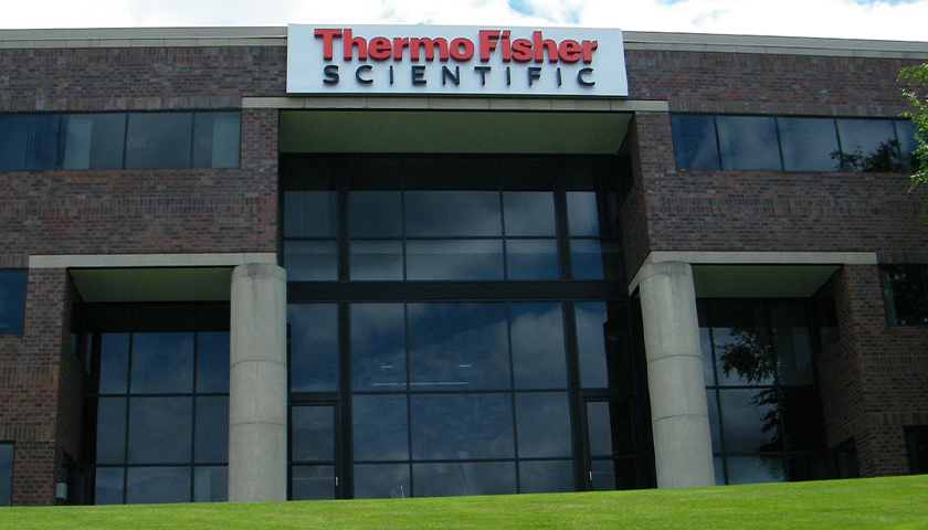 Thermo Fisher building